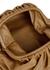 The Pouch camel leather clutch - Bottega Veneta