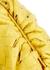 The Mini Pouch Intrecciato yellow leather clutch - Bottega Veneta