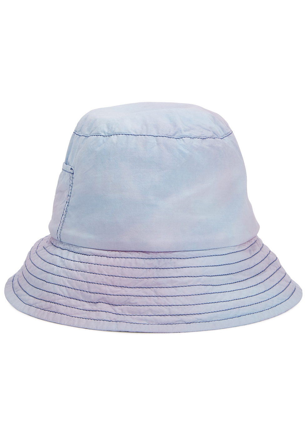 Acne Studios HEDDIE TIE-DYED COTTON BUCKET HAT