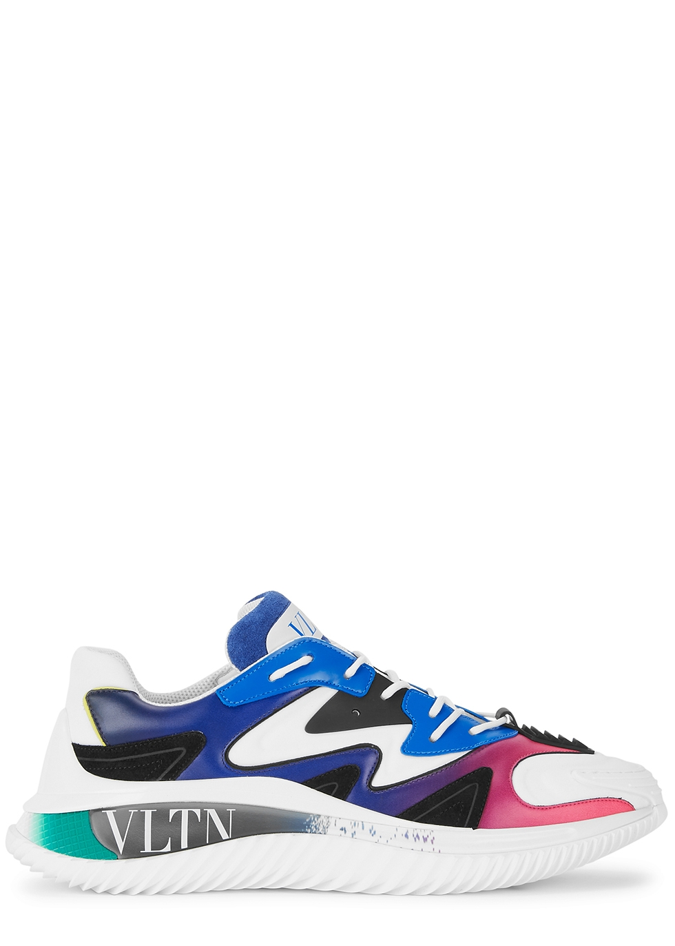 Wade Runner panelled sneakers