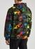 Camouflage-print cotton-blend sweatshirt - Valentino
