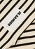 Striped cotton T-shirt - Jil Sander