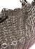 1969 dégradé silver-tone shoulder bag - Paco Rabanne
