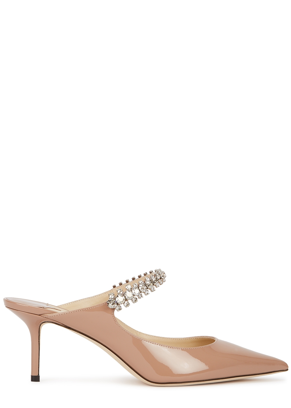 Bing 65 embellished leather mules