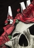 Grateful Dead Skull printed cotton T-shirt - Amiri