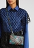 Betty tartan-print faux leather cross-body bag - Vivienne Westwood