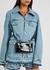 Betty black leather cross-body bag - Vivienne Westwood