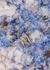 Luminous printed ruffle-trimmed chiffon blouse - Zimmermann