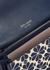 Locket large canvas and leather shoulder bag - Kate Spade New York