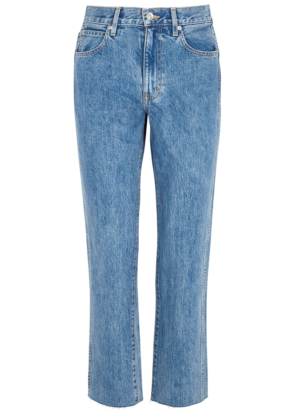 Hero blue slim-leg jeans