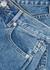 Hero blue slim-leg jeans - SLVRLAKE