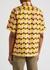 Clasen Bis printed linen shirt - Dries Van Noten