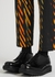 Black leather Derby shoes - Dries Van Noten