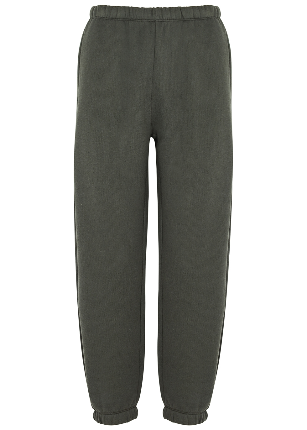 Ikatown grey cotton-blend sweatpants