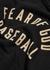 Baseball-print cotton hooded sweatshirt - Fear of God