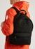 Pierrick black nylon backpack - Moncler