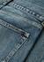 Blue slim-leg jeans - Saint Laurent
