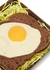 Dinosaur Egg Sunny Side Up (On Brown) Chocolate 260g - Harvey Nichols