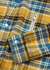 Larry plaid flannel shirt - Rick Owens