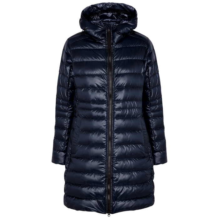 Canada Goose Bomber jackets CYPRESS NAVY QUILTED SHELL JACKET