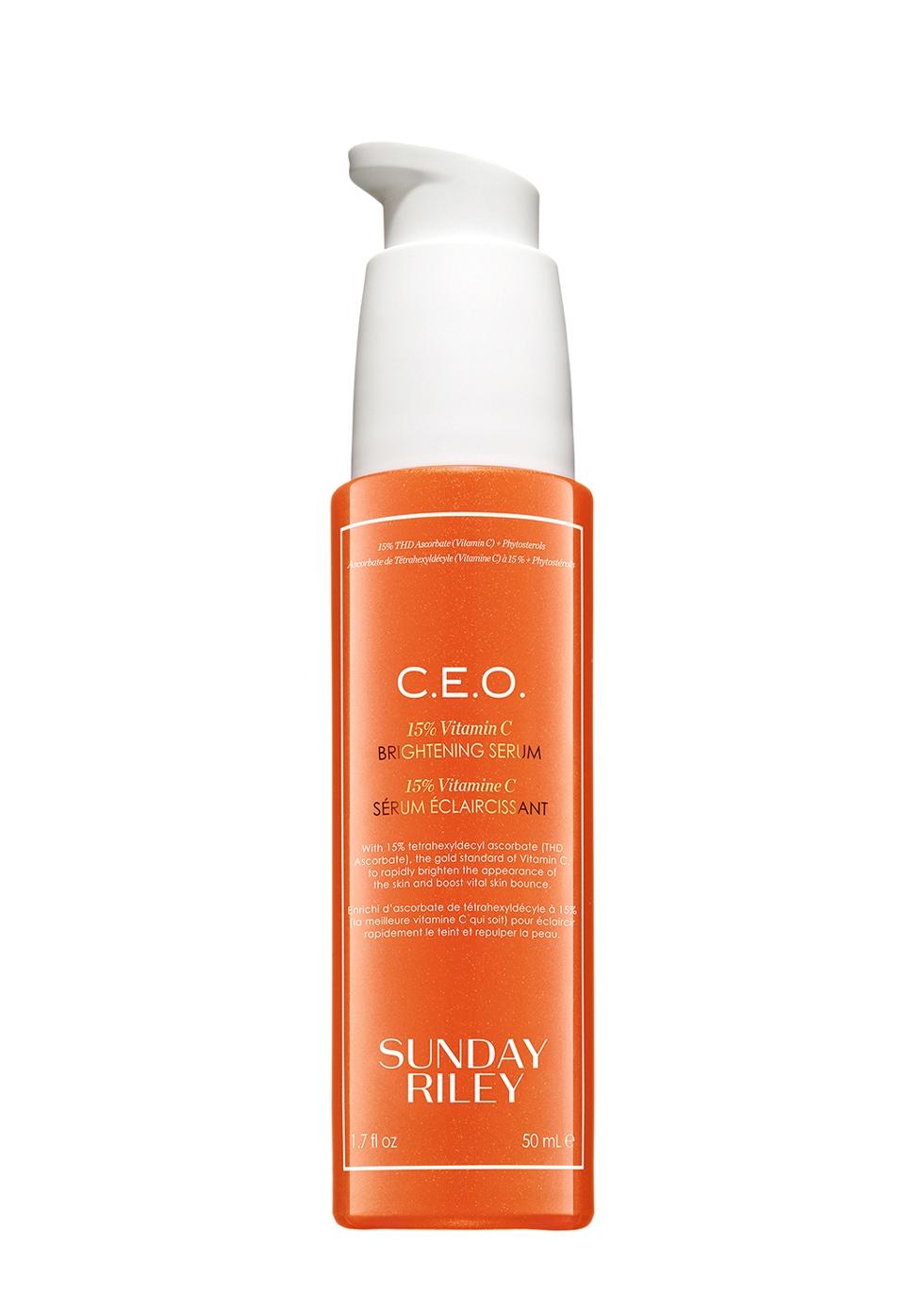 C.E.O. 15% Vitamin C Brightening Serum 50ml