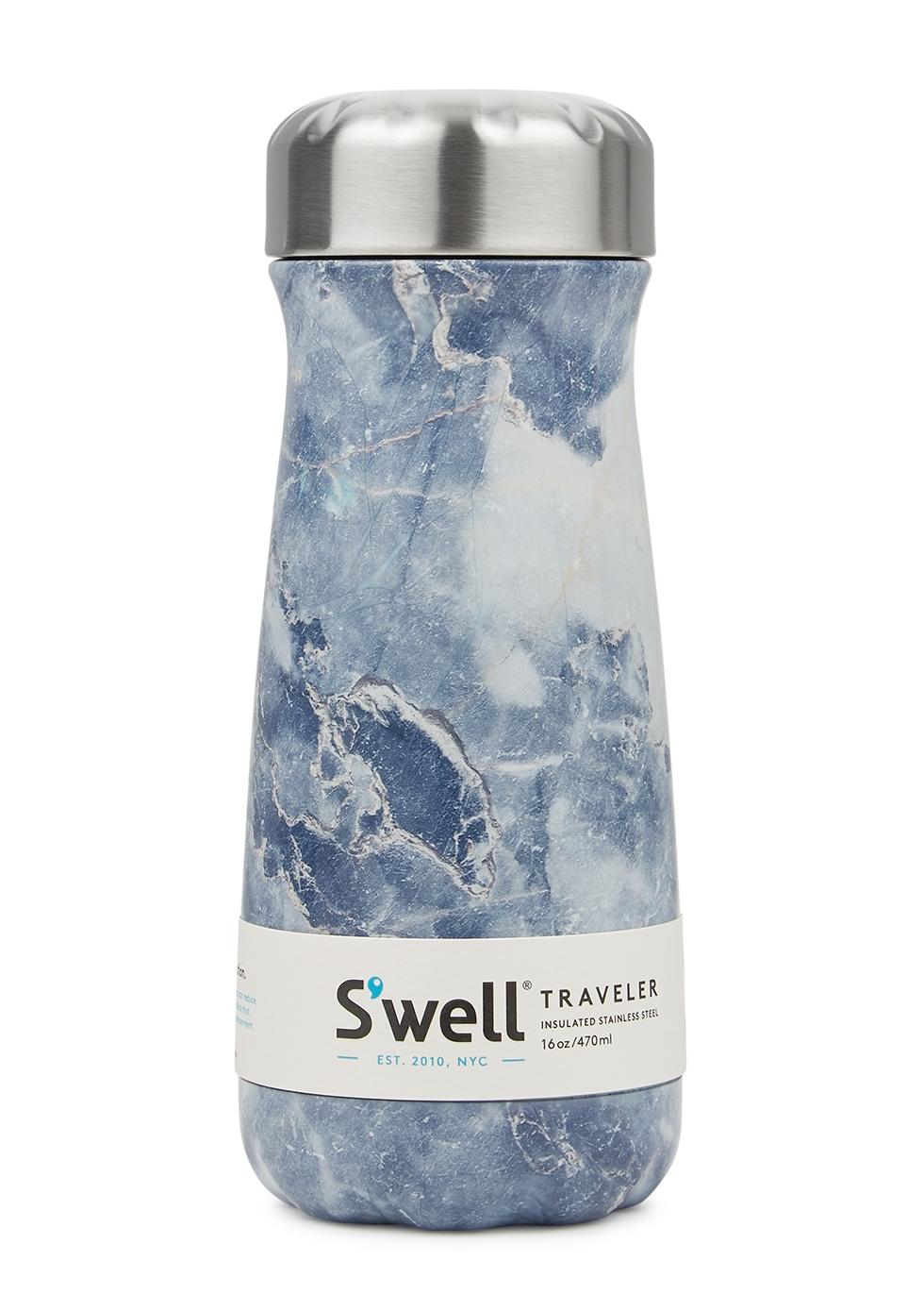 Granite Traveler stainless steel thermos 470ml