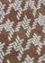 Giulia metallic-weave wool-blend beanie - Inverni
