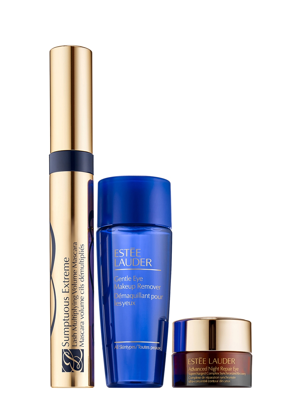 Mascara Essentials For Brighter, Bolder Eyes Gift Set