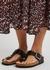 Gizah black leather sandals - Birkenstock