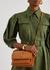 Sunset caramel leather shoulder bag - Saint Laurent