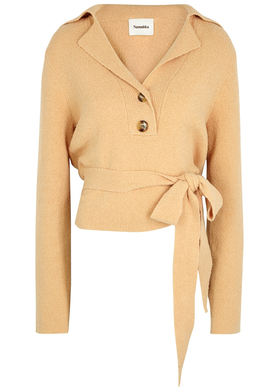 Rosalie sand terry jumper