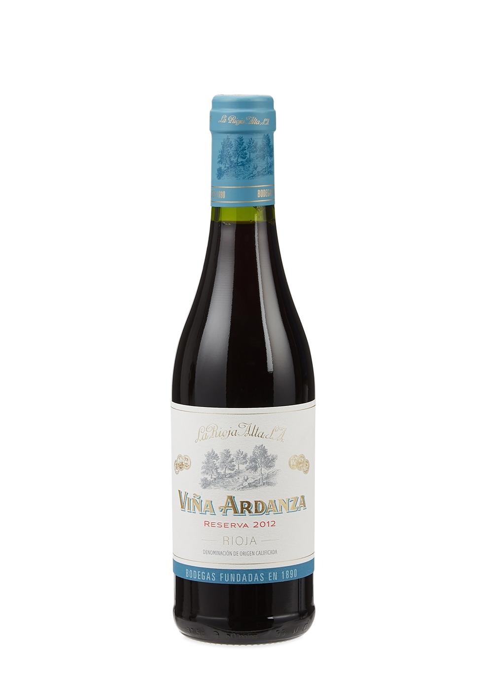 Viña Ardanza Rioja Reserva 2012 Half Bottle 375ml