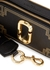 The Snapshot Gilded leather cross-body bag - Marc Jacobs (The)
