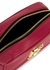 The Softshot 17 raspberry leather cross-body bag - Marc Jacobs (The)