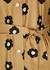 Estelle floral-print cotton midi dress - Borgo de Nor