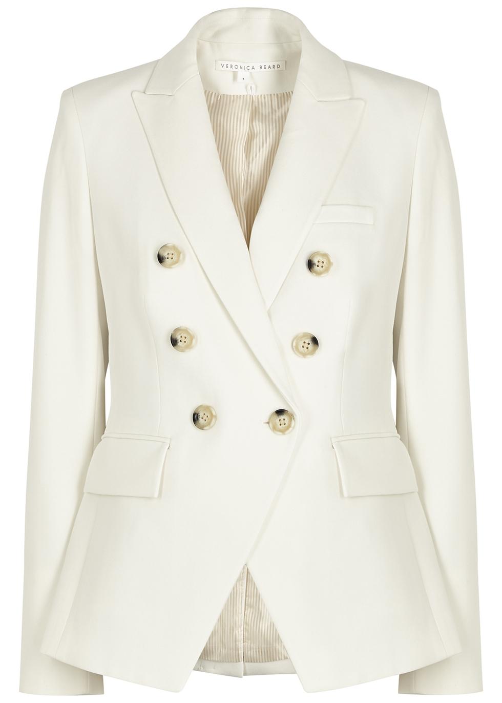 Miller Dickey white blazer