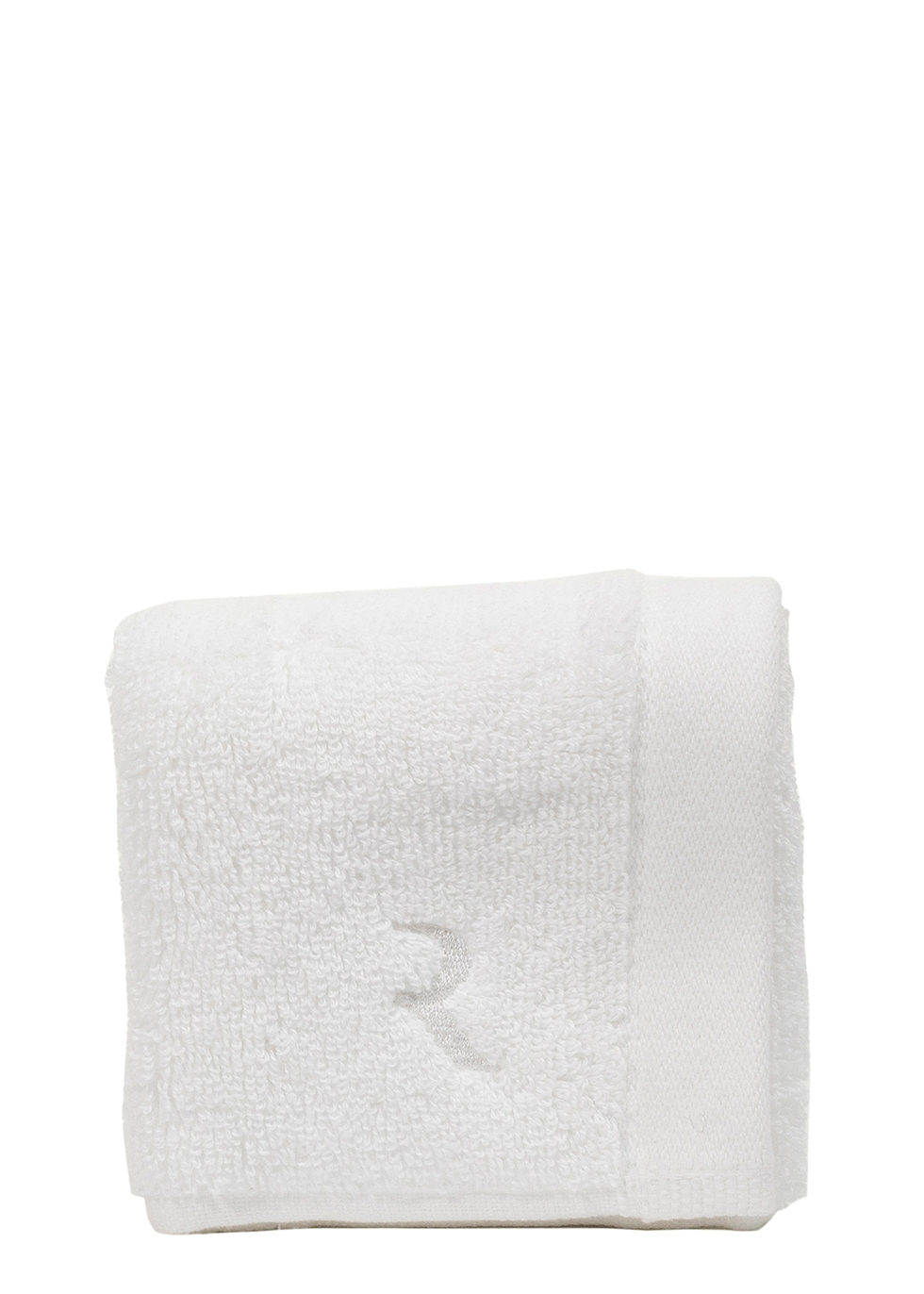 Wash Cloth Single - White