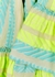 Ella embroidered cotton-blend mini dress - Devotion