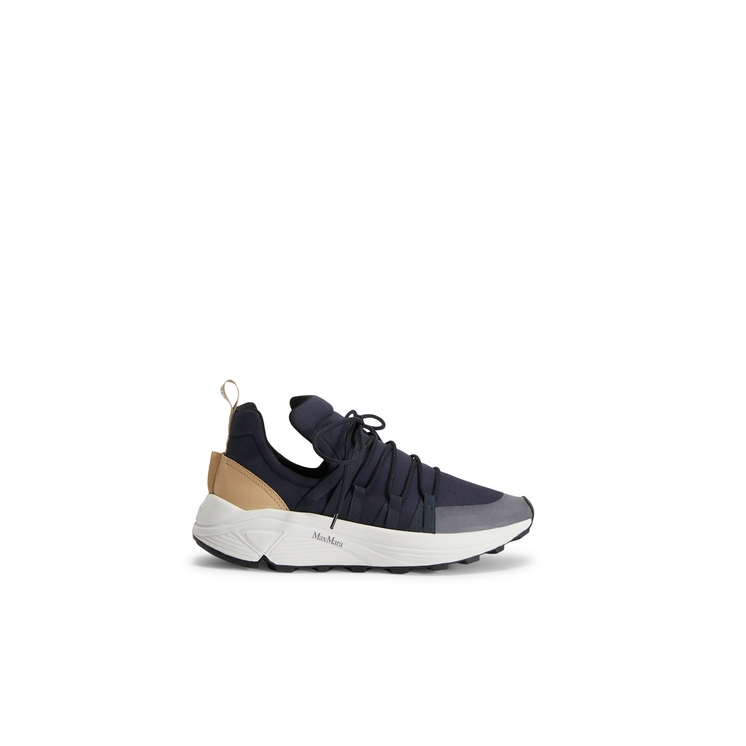 Max Mara Leathers FABRIC RUNNING SHOES