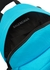 Blue logo canvas backpack - Balenciaga