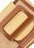Buckle raffia cross-body phone case - Boyy