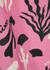 Lolita printed silk-chiffon mini dress - RIXO