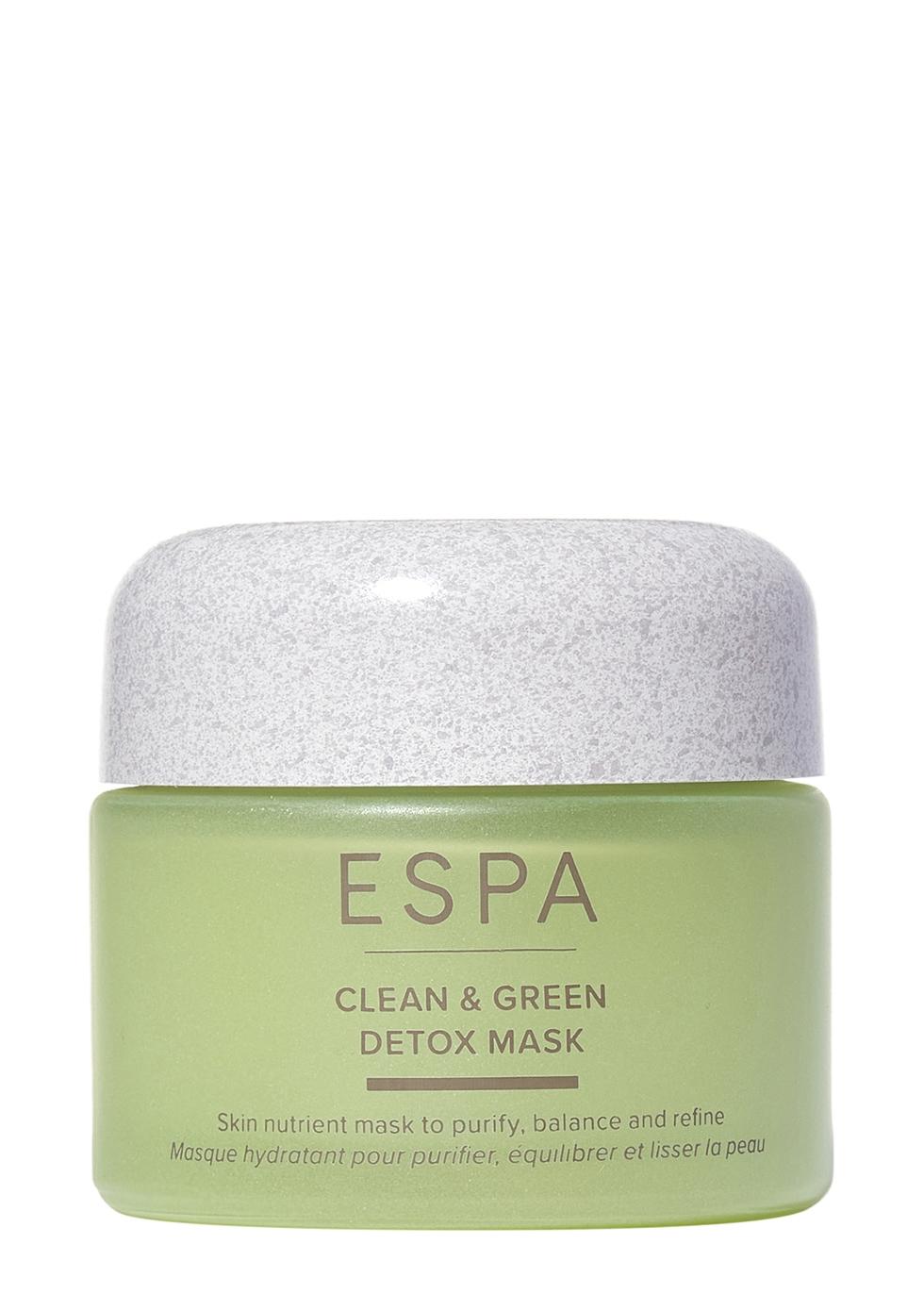 Active Nutrients Clean & Green Detox Mask 55ml
