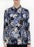 Printed silk crepe shirt - MENG