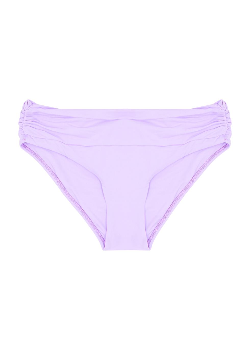 Bel Air lilac bikini briefs