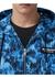 Ripple print packaway lightweight hooded jacket - Burberry