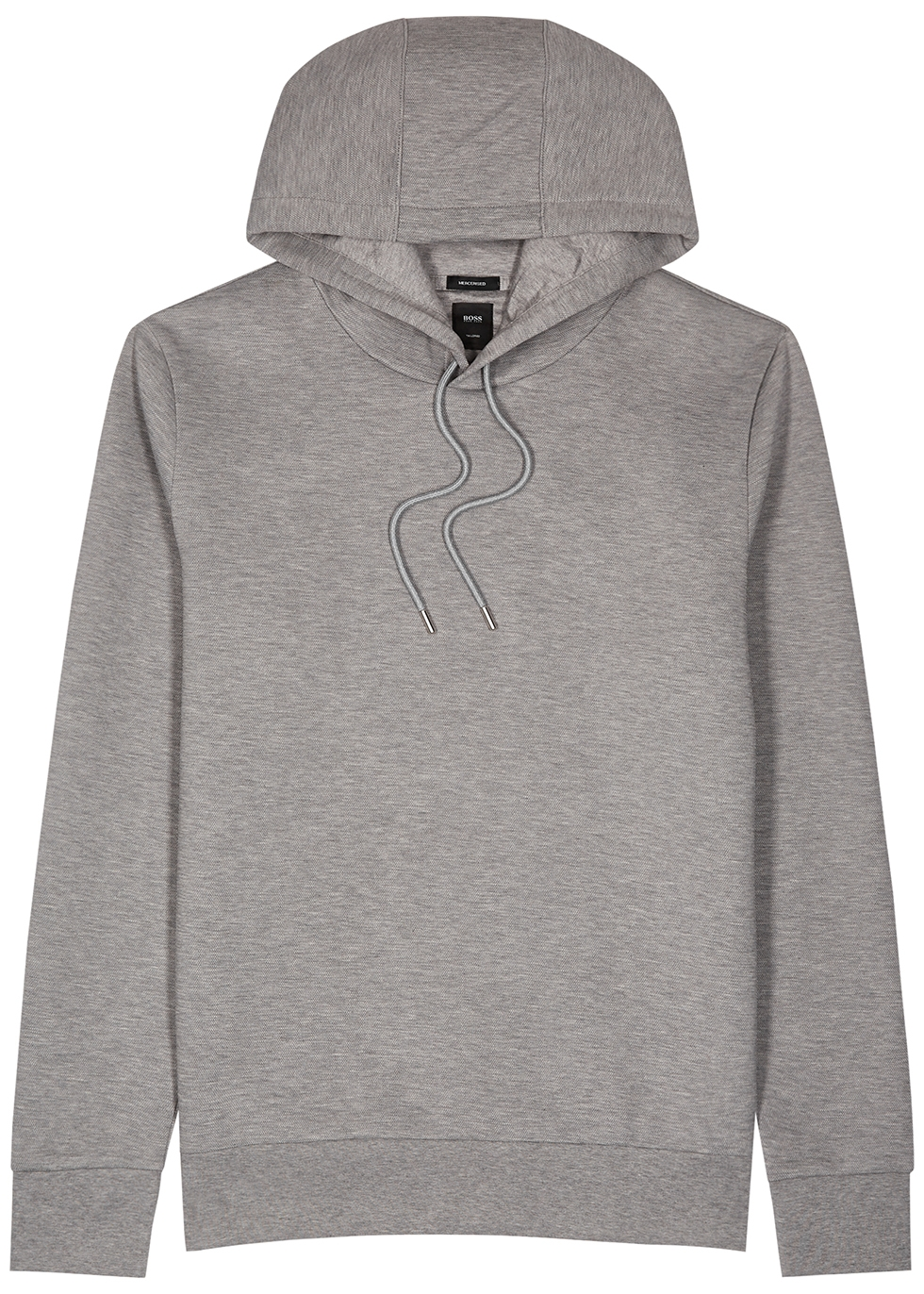 T-Stevenson hooded cotton-blend sweatshirt