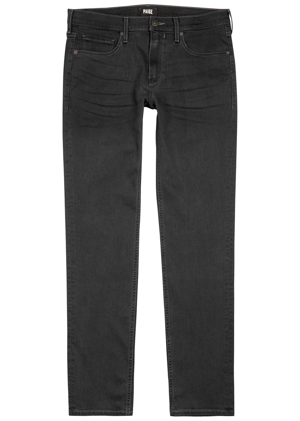 Lennox grey Transcend slim-leg jeans