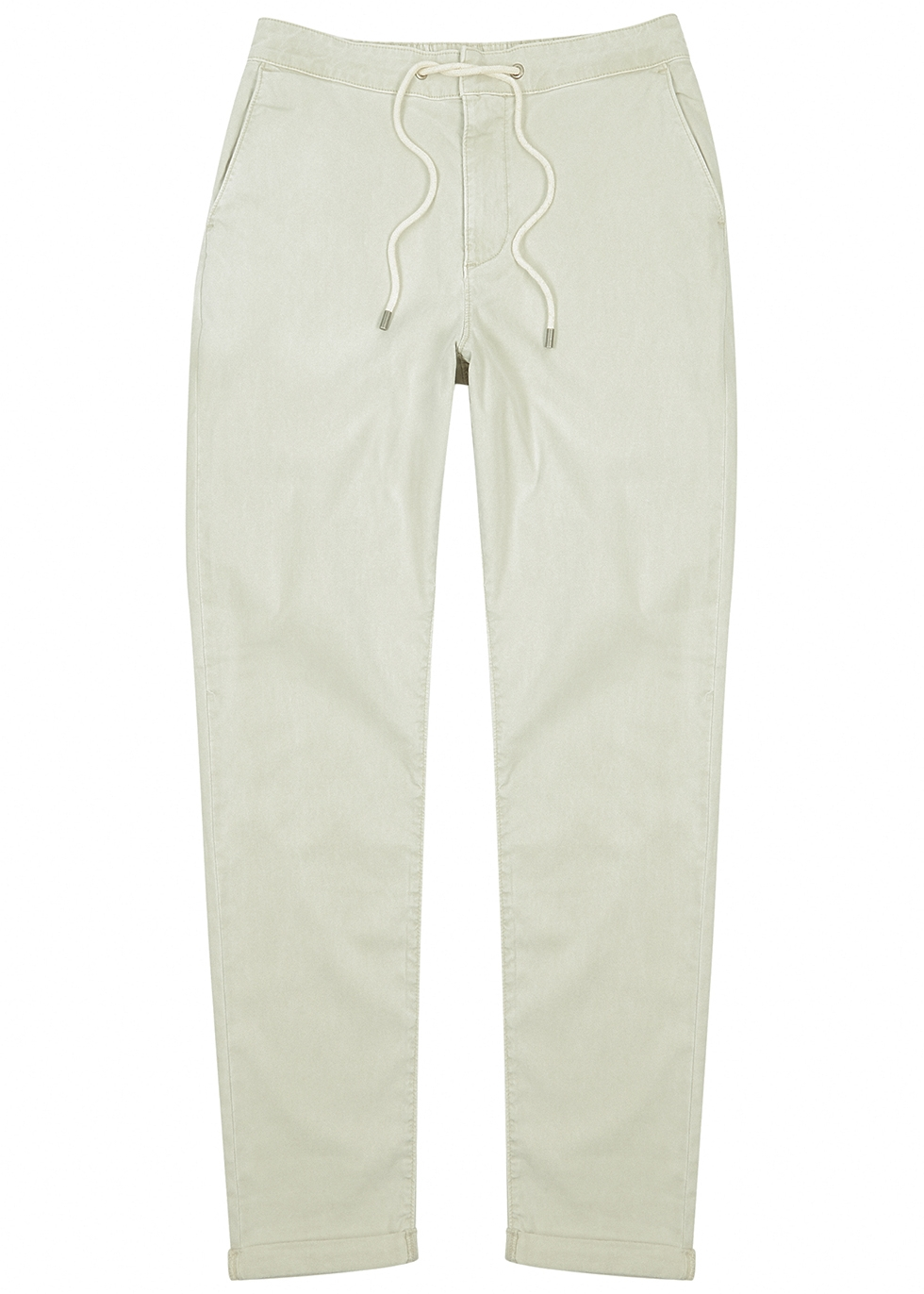 Fraser stone stretch-Lyocell trousers