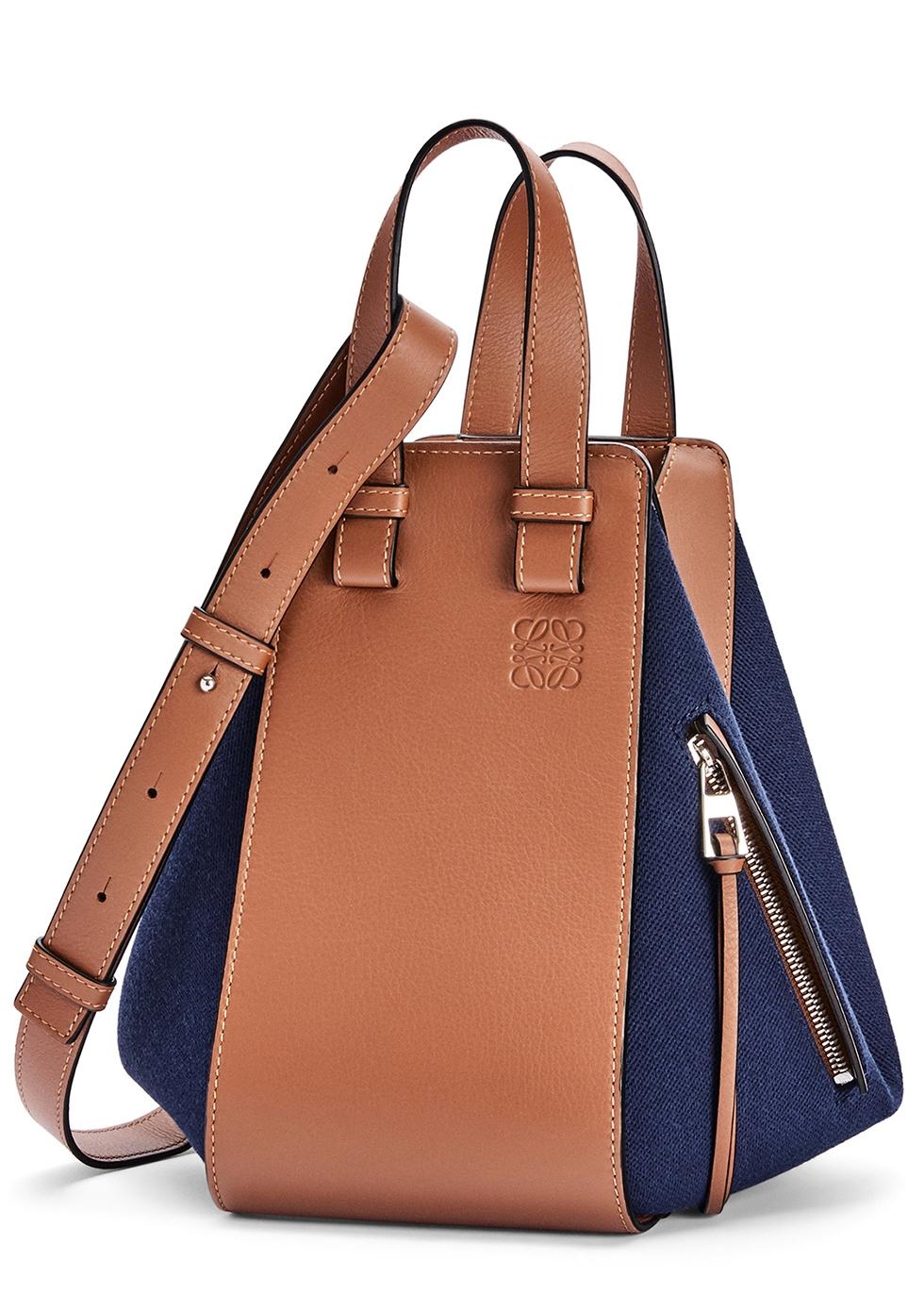 X Paula's Ibiza Hammock small panelled shoulder bag